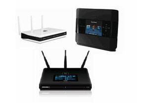 how to get in my router setings from web browser