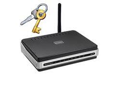 dlink router security