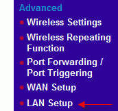 netgear advanced wireless setup
