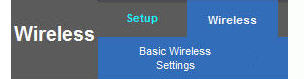 setting up linksys wireless router