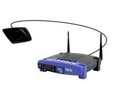 wireless router as access point
